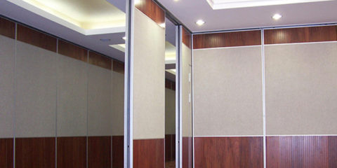 Operable Partition Wall Panel Design Decorative Removable Partition Door