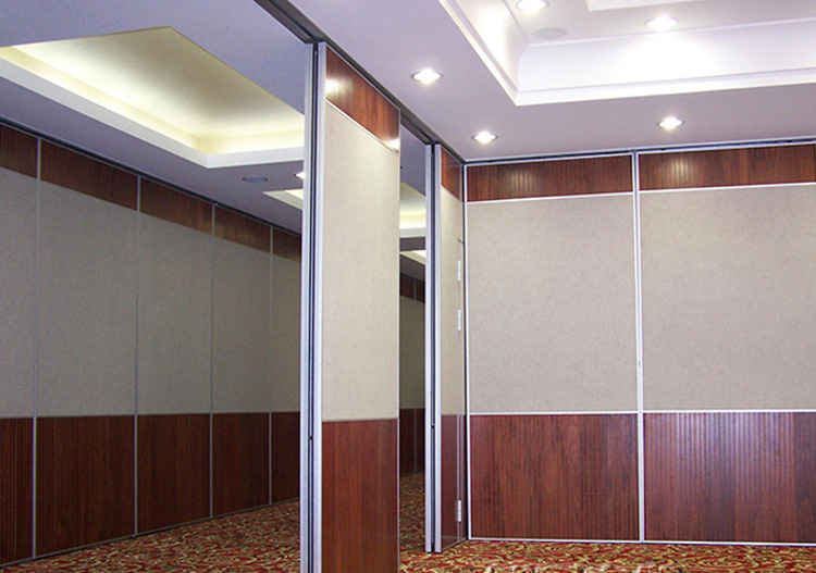 Operable Partition Wall Panel Design Decorative Removable Partition