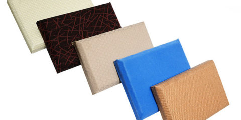 Fabric Acoustic Panel Fabric Decorative Sound Board