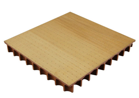Micro Perforated Panel Micro Hole Acoustic Panel Perforated Wood Board