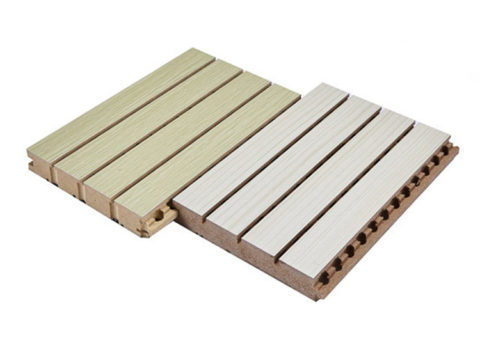Tongue And Groove Board Acoustic Materials MDF Tongue And Groove Panelling