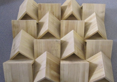 Acoustic Sound Diffuser Material Diffusers Wall Panels