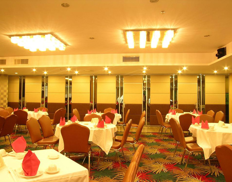 Floor To Ceiling Room Dividers Acoustic Partition Movable Divider For Rooms