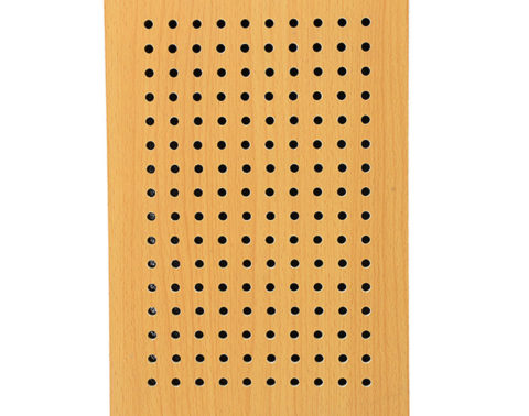 Perforated Mdf Board Acoustic Panel Ceiling Wall