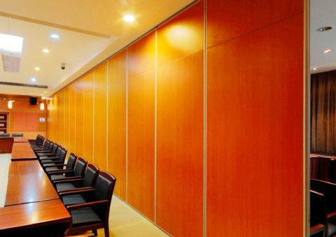 Sound Proof Movable Partition Wall Acoustic Movable Wall Hall Auditorium Walls