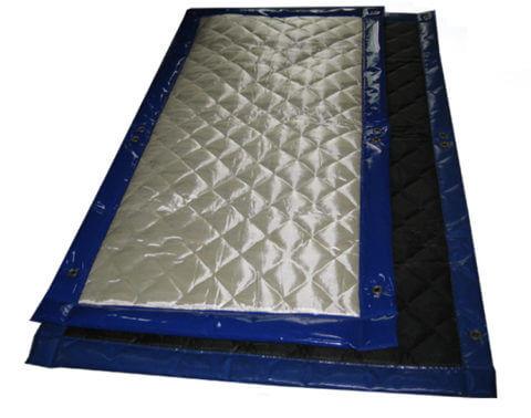 Acoustic Blanket Rubber Barrier Sound Barrier Blankets