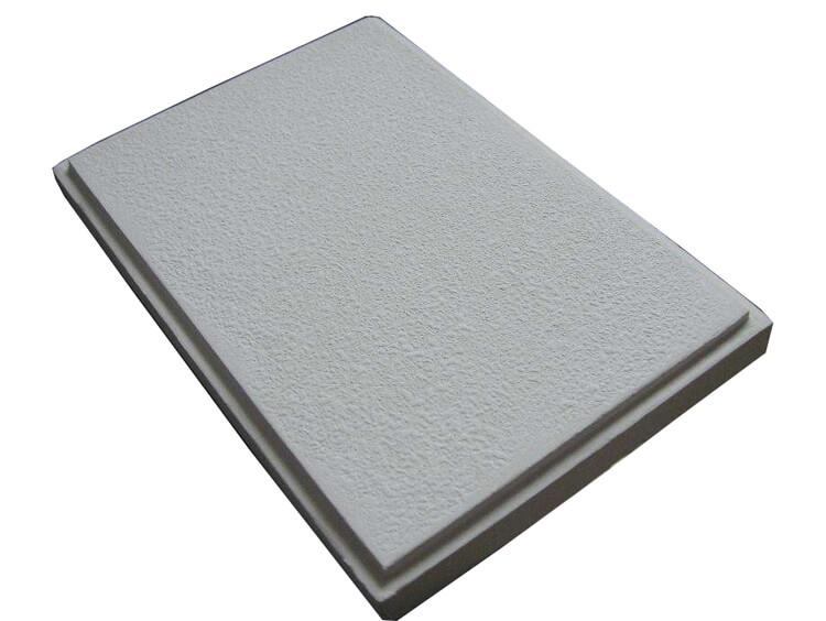 Fiberglass Absorption Panel : Fiberglass acoustic panel white sound aborption board