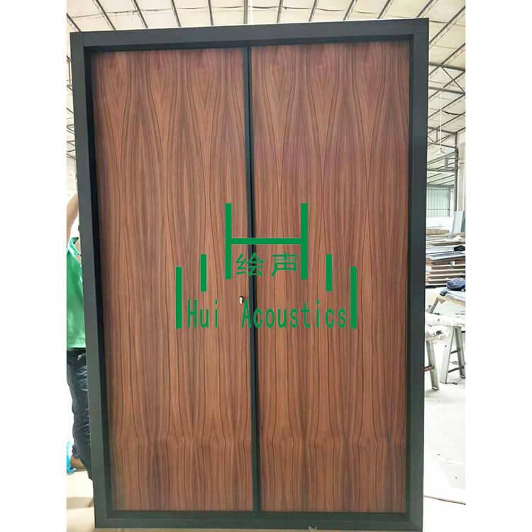 Composite Sound Insulation Door Specifications