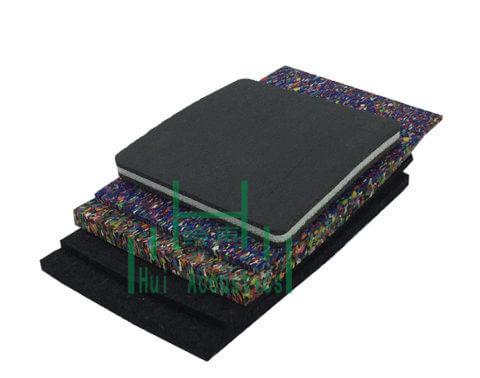 Acoustic Underlay Sound Insulation Underlayment Flooring