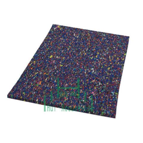 Floor Rubber Underlay 3mm Acoustic Flooring Rubber Underlay Sound Insulation Rubber Floor Underlayer