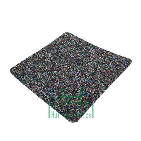 Gym Floor Underlay Tile Underlayment Vibration Damping Underlay For Gym